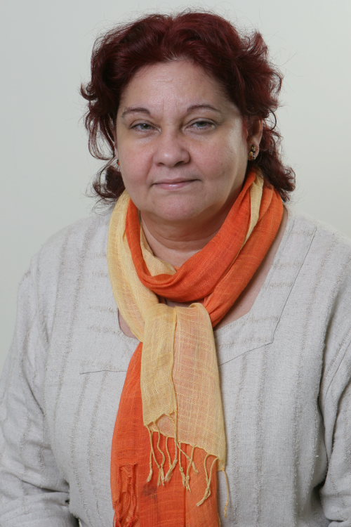 Maria Ester de Freitas